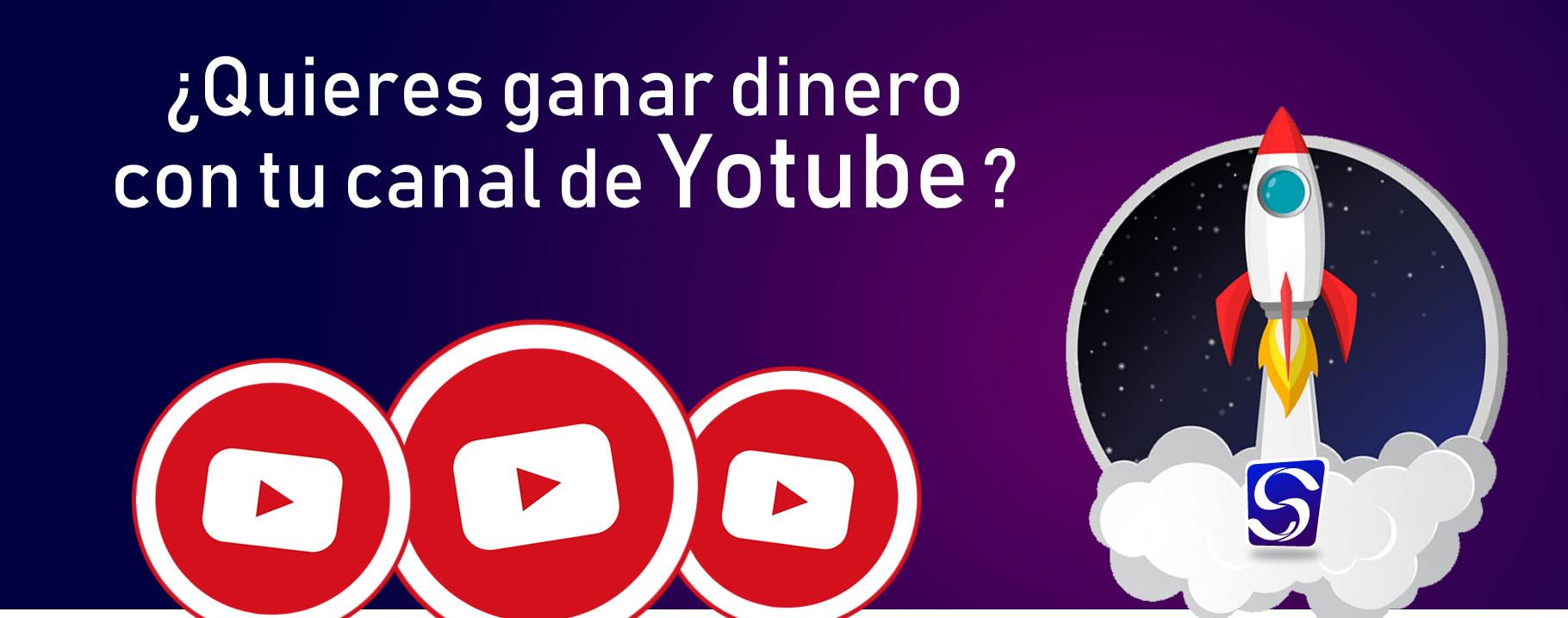 💰 Como ganar dinero con youtube