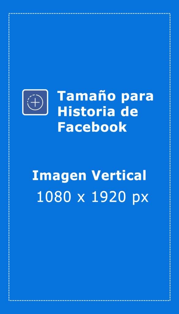 tamaño y medidas de imagenes historias de facebook 2020