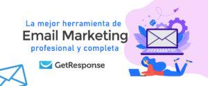 Plataforma de Email marketing GetResponse